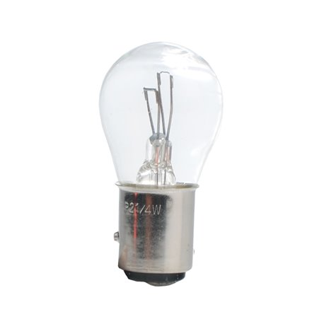 Lampada alogena M-TECH BAZ15d 12V/21/4W CLEAR