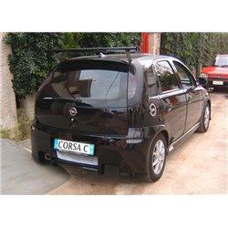 Paraurti posteriore Opel Corsa C