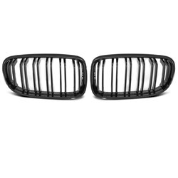 Griglia calandra anteriore BMW E90 / E91 LCI 09- Nero lucido