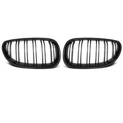 BMW E60/E61 03-07 Griglia calandra anteriore nero lucido
