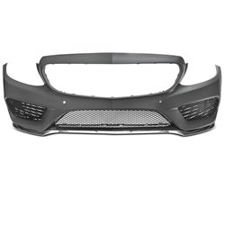 Paraurti anteriore Mercedes W205 2014- AMG Style (PDC)
