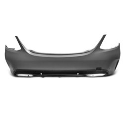 Paraurti posteriore Mercedes W205 2014- AMG Style (PDC)