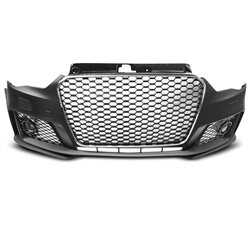 Paraurti anteriore Audi A3 8V 12-16 RS3 Style Chrome
