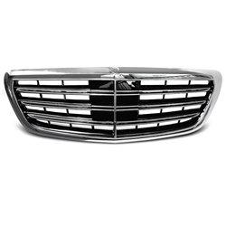 Mercedes W222 13-18 S65 STYLE Griglia calandra anteriore cromata