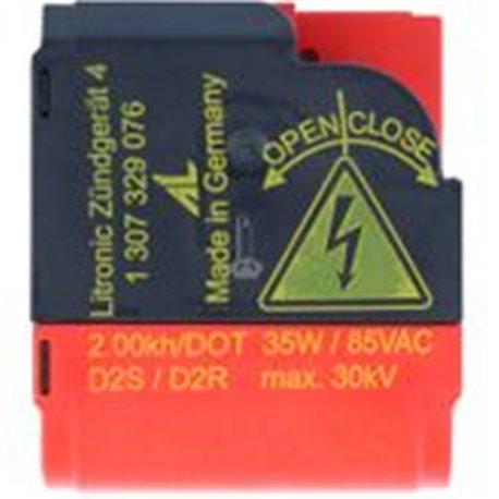 Centralina Xenon originale rigenerata 1307329076 Mercedes S W220 2002-2005