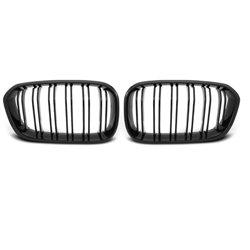 Griglia calandra anteriore BMW F20 / F21 LCI 15-18 nero lucido