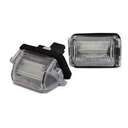 Luci targa LED MAZDA 5 12-13 / CX-9 07-15