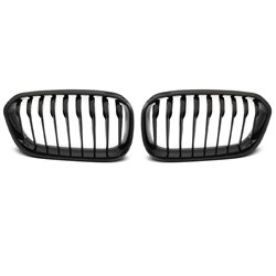 Griglia calandra anteriore BMW F20 /F 21 LCI 15-18 nero lucido