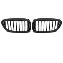 Griglia calandra anteriore BMW G30 / G31 17- nero lucido