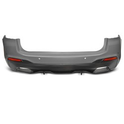 Paraurti posteriore BMW G31 2017- M-Performance Style PDC