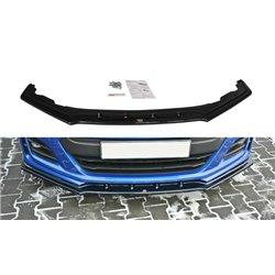 Sottoparaurti splitter anteriore V.1 Subaru BRZ 2017-