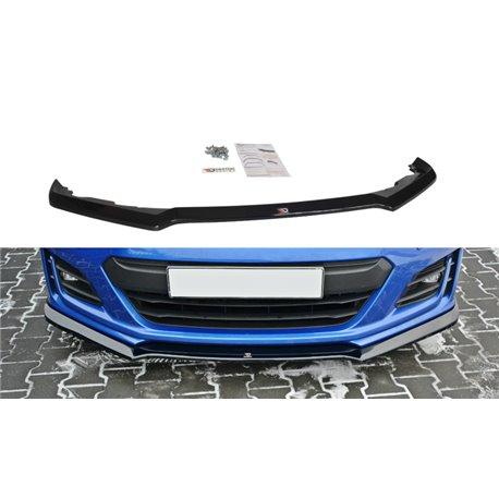 Sottoparaurti splitter anteriore V.3 Subaru BRZ 2017-