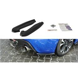 Sottoparaurti laterali posteriori V.1 Subaru BRZ 2017-