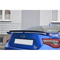 Estensione spoiler posteriore V.1 Subaru BRZ 2017-
