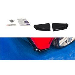 Sottoparaurti laterali posteriori V.1 Chevrolet Corvette C7 2013-