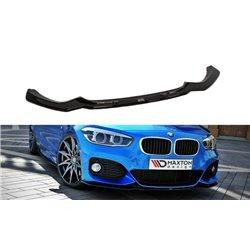 Sottoparaurti splitter anteriore BMW Serie 1 F20 / F21 M-Power 2015-