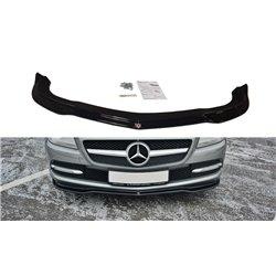 Sottoparaurti splitter anteriore V.1 Mercedes SLK R172 11-15