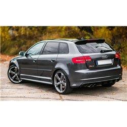 Audi A3 8P Sportback Spoiler alettone posteriore lunotto RS3 Look