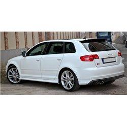 Audi A3 8P Sportback Minigonne laterali sottoporta S3