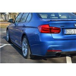 Sottoparaurti splitter laterali posteriori BMW Serie 3 F30 M-Sport 2015-2018