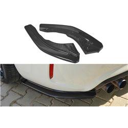 Sottoparaurti splitter laterali posteriori BMW M2 F87 Coupe 2016-