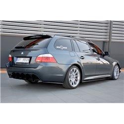 Sottoparaurti splitter laterali posteriori BMW serie 5 E60/E61 M-PACK 2003-2010