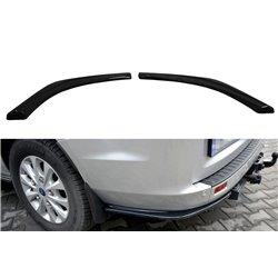 Sottoparaurti splitter laterali posteriori Ford Transit MK1 2018-