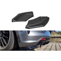 Sottoparaurti splitter laterali posteriori Volkswagen Scirocco MK3 R 14-17