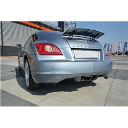 Sottoparaurti splitter laterali posteriori Chrysler Crossfire 03-07