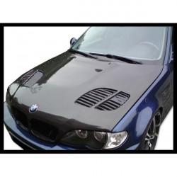 Cofano in carbonio BMW E-46 4p. 02-06 M3 GTR