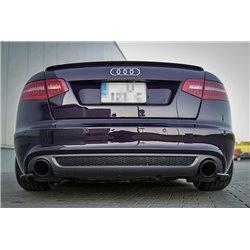 Sottoparaurti splitter laterali posteriori Audi A6 C6 S-Line 08-11