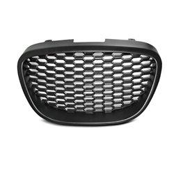 Griglia calandra anteriore Seat Leon 05-09 nera opaca