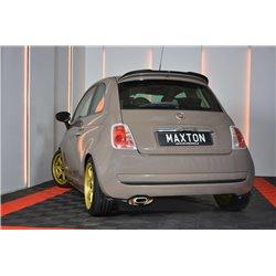 Estensione spoiler posteriore Fiat 500 2007-2015