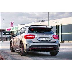 Estensione spoiler Mercedes GLA 45 AMG SUV X156 2014-2017