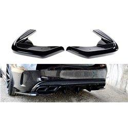 Sottoparaurti splitter laterali posteriori Mercedes C43 AMG W205 2018-