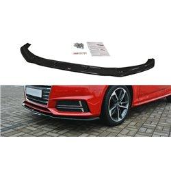 Sottoparaurti anteriore V.2 Audi A4 B9 S-Line 2015-