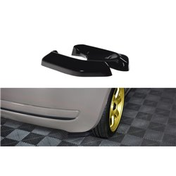 Sottoparaurti splitter laterali posteriori Fiat 500 2007-2015