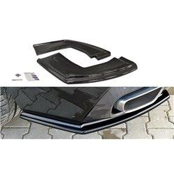 Sottoparaurti splitter laterali posteriori BMW X6 F16 M-pack 2014 -