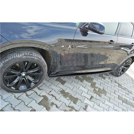 Lama sottoporta BMW X6 F16 Mpack 2014 -