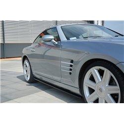 Lama sottoporta Chrysler Crossfire 2003-2007