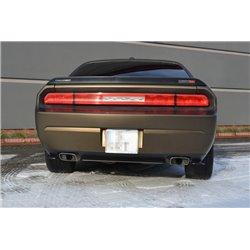 Estrattore sottoparaurti Dodge Challenger SRT8 2008-2014