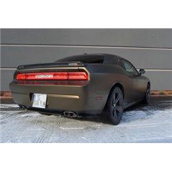 Sottoparaurti splitter laterali posteriori Dodge Challenger SRT8 2008-2014
