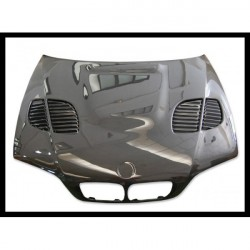 Cofano in carbonio BMW E46 98-02 4p. M3-GTR