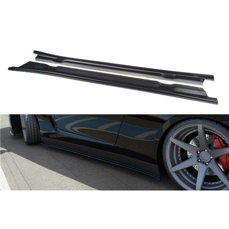 Lama sottoporta Nissan GT-R R35 2007-2010