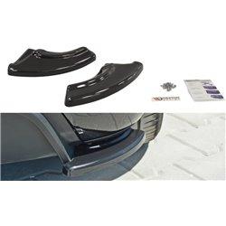 Sottoparaurti splitter laterali posteriori Fiat Punto Evo Abarth 2010-2014