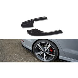 Sottoparaurti splitter laterali posteriori Audi RS3 8V Berlina 2017-