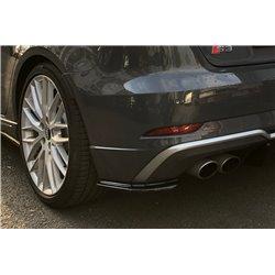Sottoparaurti splitter laterali Audi S3 8V dal 2017-