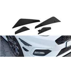 Flaps paraurti anteriore Ford Fiesta Mk8 ST/ ST-Line 2018-