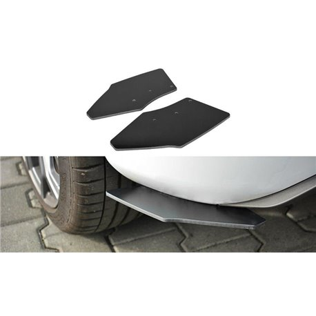 Flaps paraurti posteriore Ford Fiesta Mk8 ST-Line 2018-