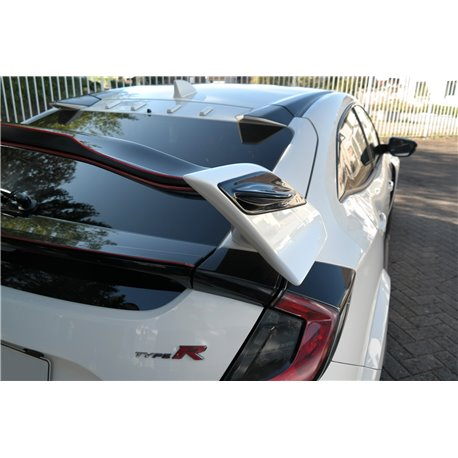 Estensione laterale spoiler Honda Civic X Type R 2017-